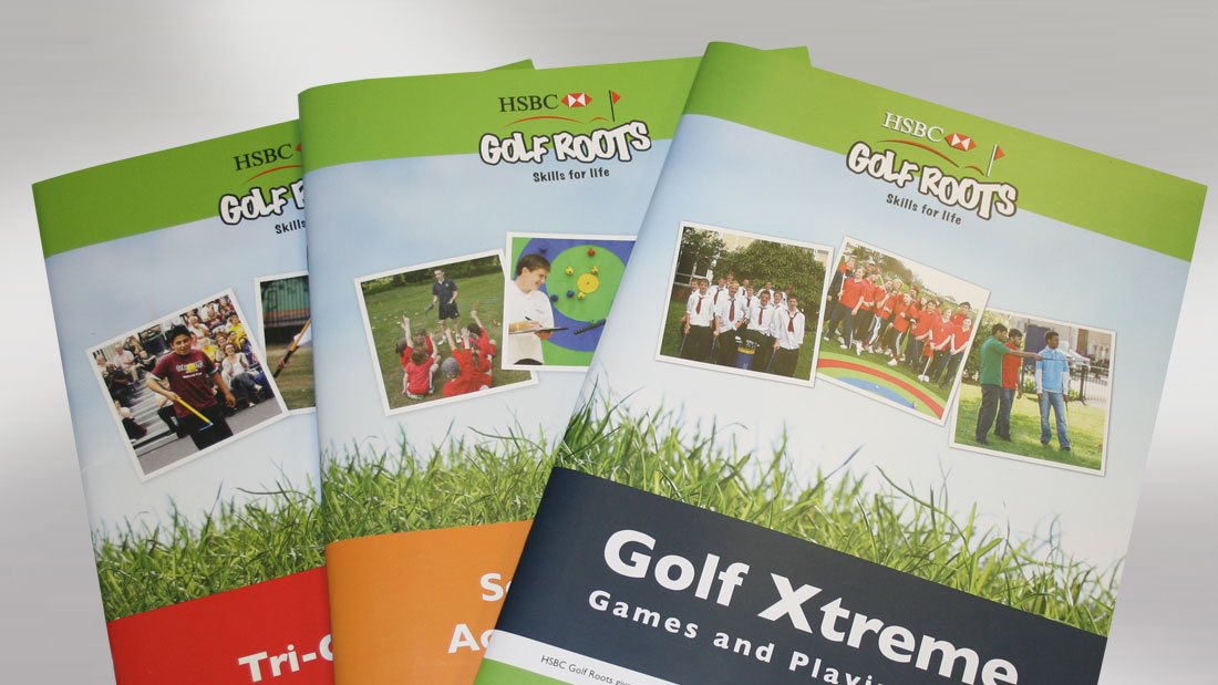 Golf Foundation Manuals