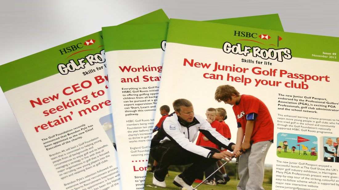 Grass Roots Newsletter Covers