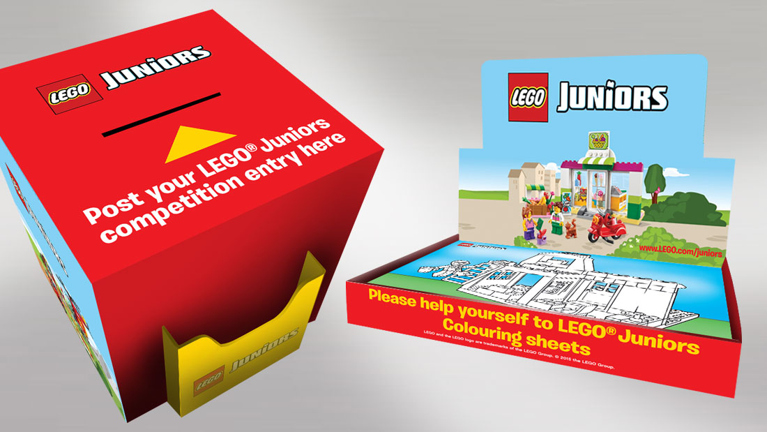 LEGO Juniors Packaging