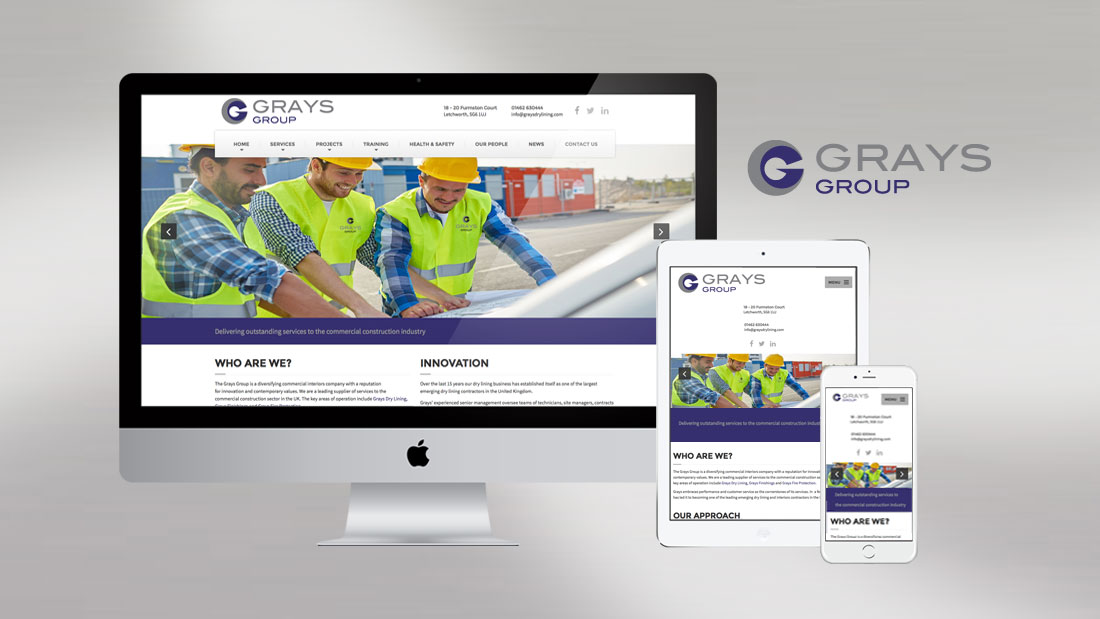 Grays Group Website