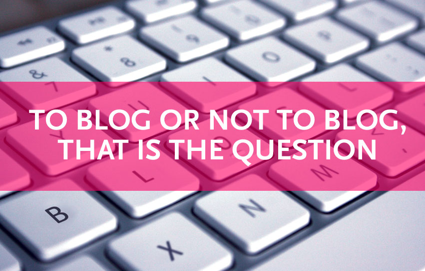 Why you should add a blog to your website