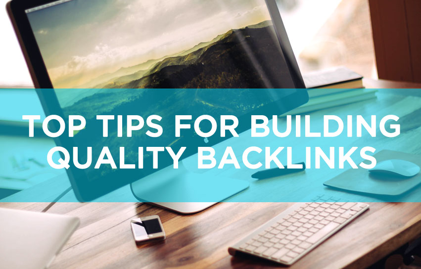 top tips for gaining backlinks