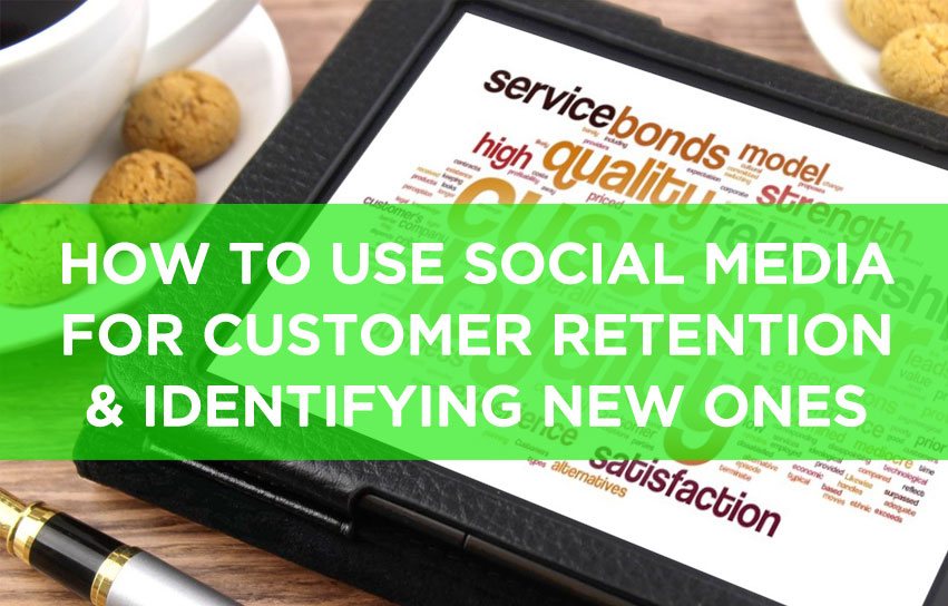 Using social media to retain customers